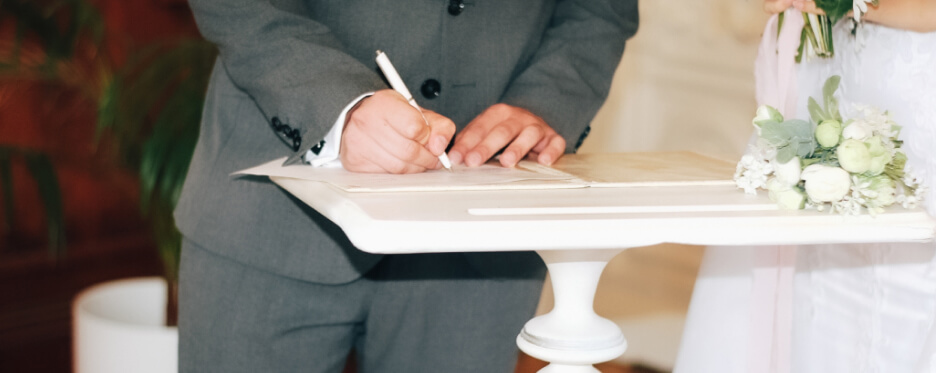 The wedding service providers: Part 4 – the perfect menu