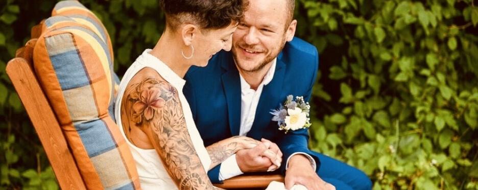 Wedding books – the most beautiful ideas to imitate