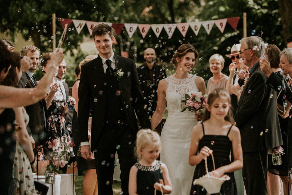 Wie viele Hochzeiten sind ausgefallen